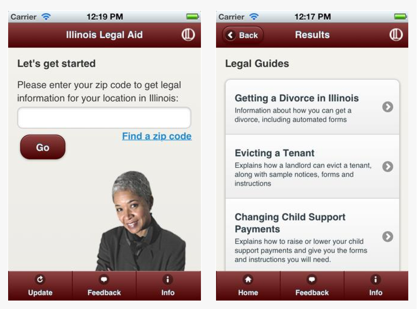Access Innovations - mobile self help - illinois legal aid online app - Screen Shot 2016-06-27 at 7.50.11 PM